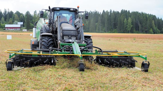 Andaineur Agronic WR600