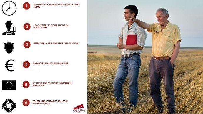 plan d action de sortie de crise du covid 19 de jeunes agriculteurs
