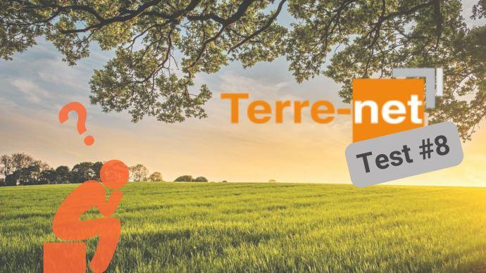 Terre-net Test #8