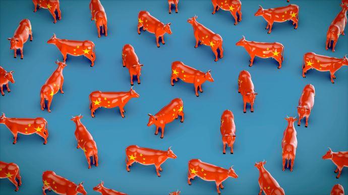 En 2019 et début 2020, la Chine reste le premier importateur mondial de viande bovine