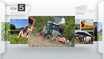 Une vidéo sur un chantier de récolte de foin fait le buzz cette semaine