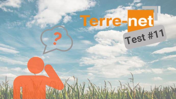 Terre-net Test #11