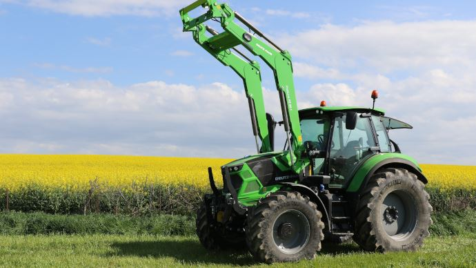 Deutz-Fahr 6145.4 RCShift version ready kit