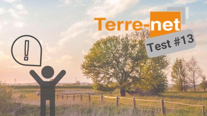 Terre-net Test #13