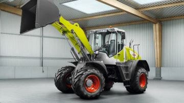 La gamme Torion Medium de Claas se conforme au Stage V et gagne en performances