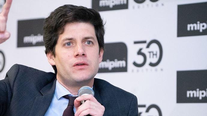 Julien Denormandie, nouveau ministre de l'agriculture
