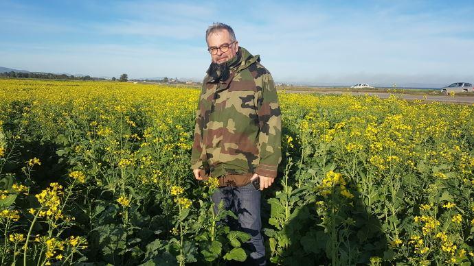 Franck Duroueix de Terres Inovia