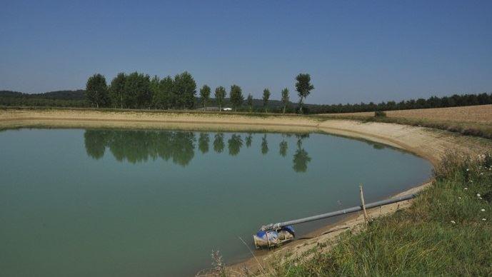 Le volet agricole du plan de relance post-Covid-19 devrait prévoir un soutien financier pour le stockage d'eau de pluie.