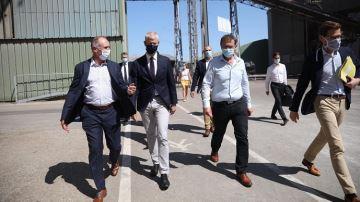 Nord Céréales alerte Franck Riester sur les freins à la compétitivité française