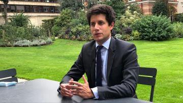 Julien Denormandie: «L'objectif est clair: souveraineté et indépendance»