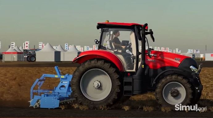 La version virtuelle d'Innov-agri 2020 sur Farming Simulator 19 est bluffante de réalisme.