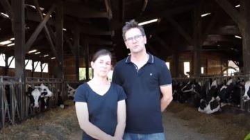 Exploitation laitière cherche repreneurs, espérant en trouver plus facilement