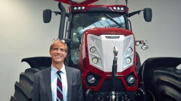 Argo Tractors continue son expansion en Allemagne