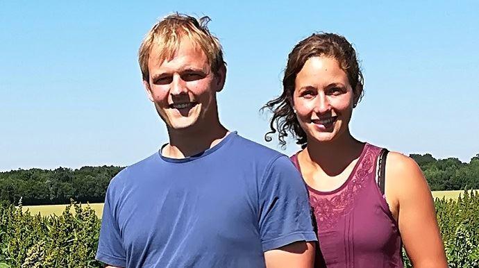 Marion et Damien Breteau
