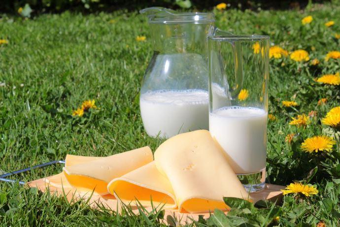 Depuis 2012, France est de moins en moins exportatrice de produits laitiers vers l'UE
