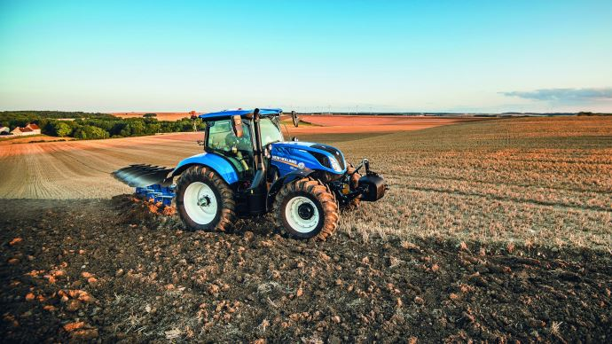 New Holland T6.160 Dynamic Command