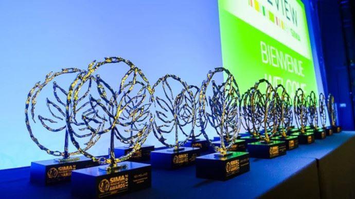 Trophées des Sima Innovation Awards
