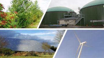 Produire de l'énergie à la ferme: quelles possibilités et à quel prix?