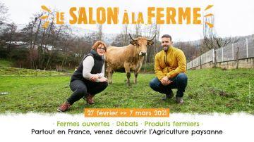 Un «Salon à la ferme» relocalisé, à la place du salon de l'agriculture