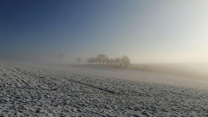 Vague de froid sur l'hémisphère Nord