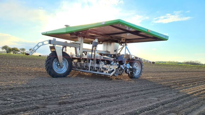 Robot FarmdroïdFD20