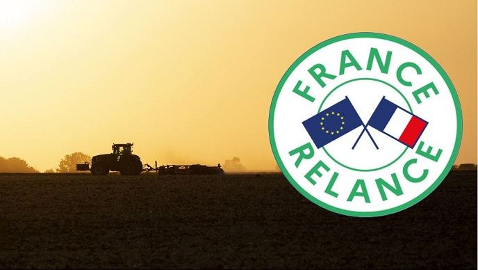 Plusieurs dispositifs du plan France Relance sont destinés aux agriculteurs.