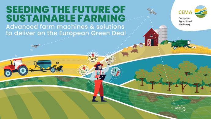 Le machinisme agricole traverse plutôt bien la crise selon le Cema.
