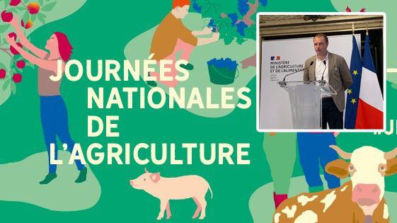 Les Journées nationales de l'agriculture sont organisées par Make.org et Agridemain