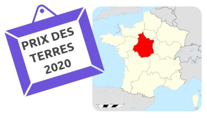 A 6150€/ha de terre libre, les prix du foncier sont relativement stables en 2020 en Centre-Val de Loire.