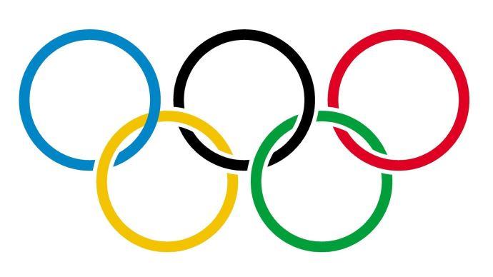 Anneaux Jeux Olympiques