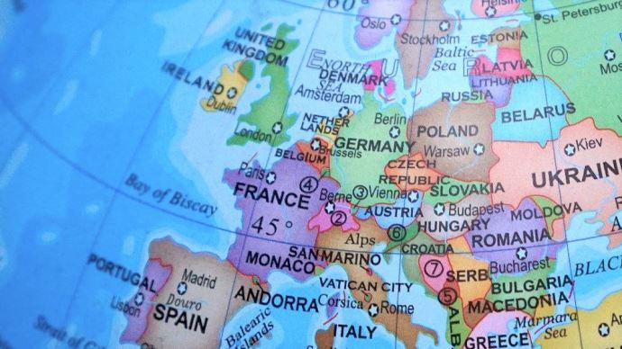 Estimations de production en Europe au 1er août