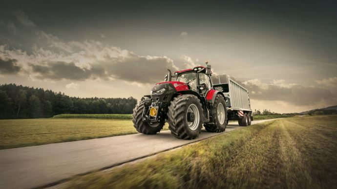 Case IH Optum AFS Connect