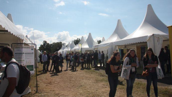 Bayer, Lallemand, Syngenta, De Sangosse mais aussi Action Pin ou Vivagro font partie du village du biocontrôle à Tech&Bio du 21 au 23 septembre, dans la Drôme.