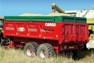 Homologation 40 km/h pour les remorques Cargo