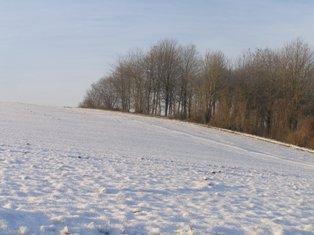 Vague de froid sur l'Europe de l'Ouest