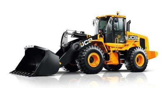 Jcb dévoile la 457, sa chargeuse sur pneus de forte capacité