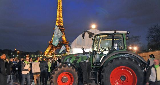 Nuit Verte - Tracteur Fendt