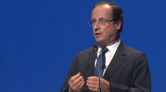 François Hollande élu président, Nicolas Sarkozy battu