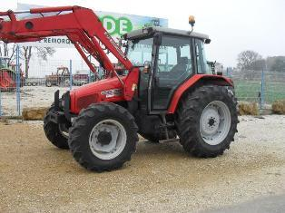 la cote agricole d 39 occasion des tracteurs massey ferguson 4245. Black Bedroom Furniture Sets. Home Design Ideas