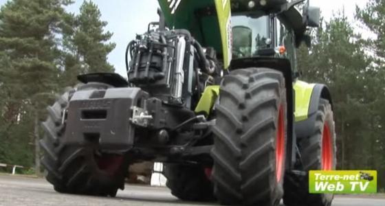 Sous le capot des nouveaux tracteurs Arion de Claas