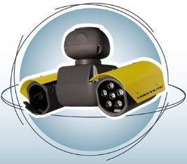 visionaute caméra led vidéosurveillance