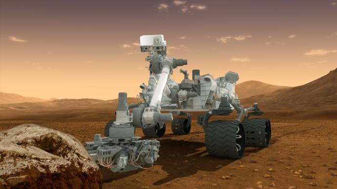 Après la conquète spatiale, les robots s'attaquent à l'agriculture...