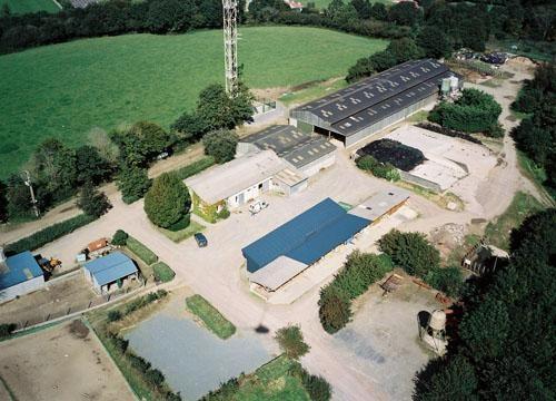 Ferme du lycée agricole de Coutances