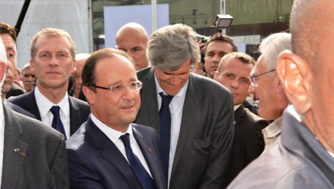 Les annonces de François Hollande sur la Pac 2015 résumées via Twitter