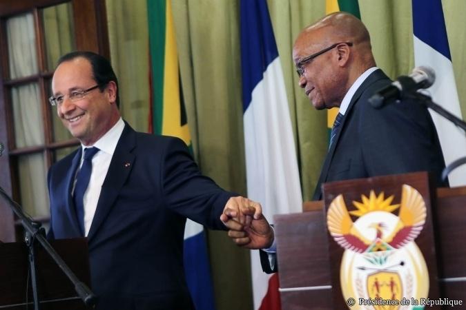 Stéphane Le Foll renforce la coopération en matière agricole et agroalimentaire