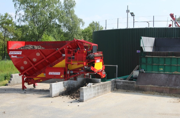 Grimme BeetBeater