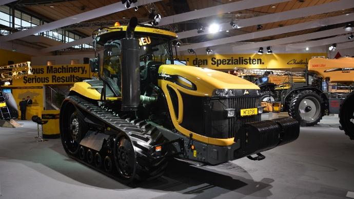 Tracteur Challenger MT865E