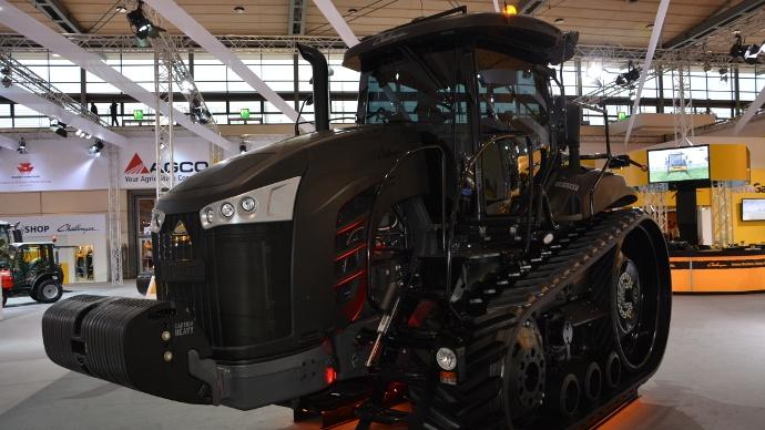 tracteur Challenger MT700E Stealth