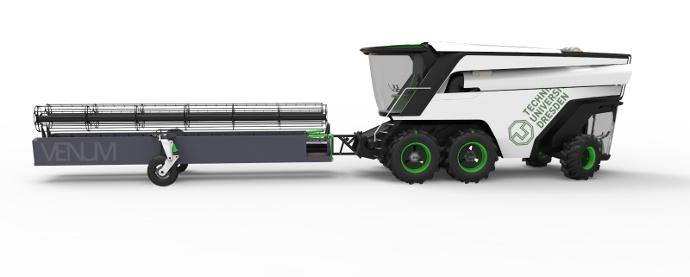 Le concept Venum au transport
