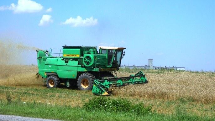 Les marchés des céréales sont très sensibles aux conditions climatiques et géopolitiques en Ukraine.